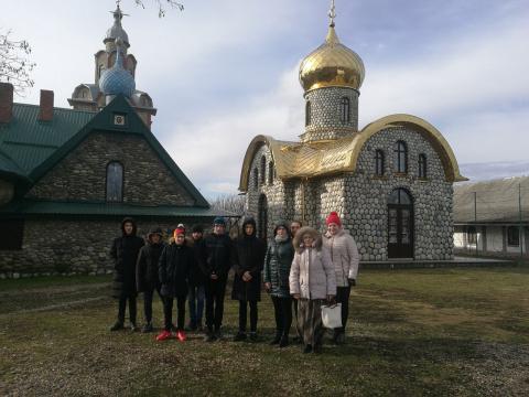 Моя вера – православная